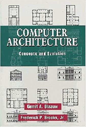 Computer Architecture : Concepts and Evolution (2 Volume Set)